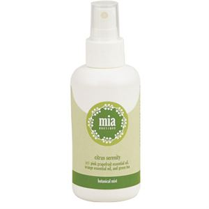 Picture of Citrus Serenity Botanical Mist - 4 oz
